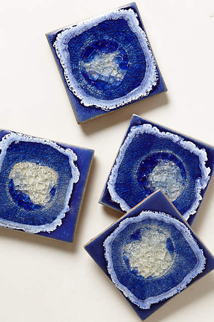 Celestial Coaster set | Anthropologie
