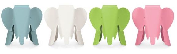 Eames elephant stool by Charles & Ray Eames | Space Furniture
