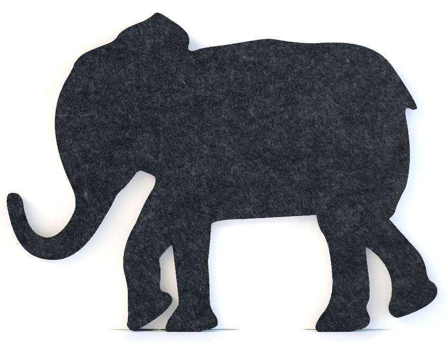 Elephant pin board | Hard to Find