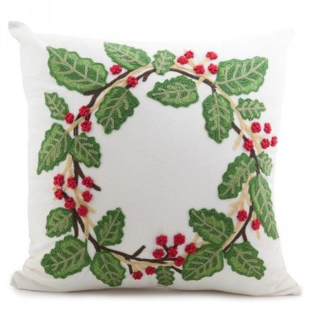 Wreath cushion | Alfresco Emporium