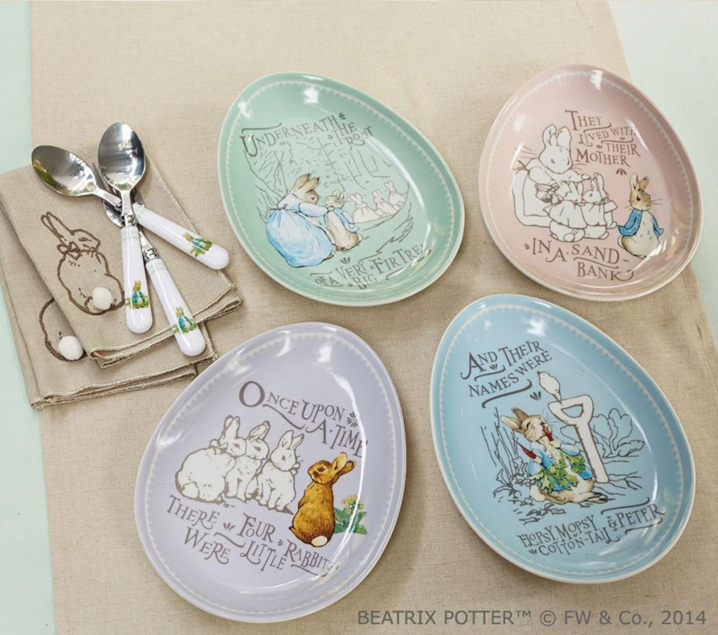 Peter Rabbit range | Pottery Barn Kids.