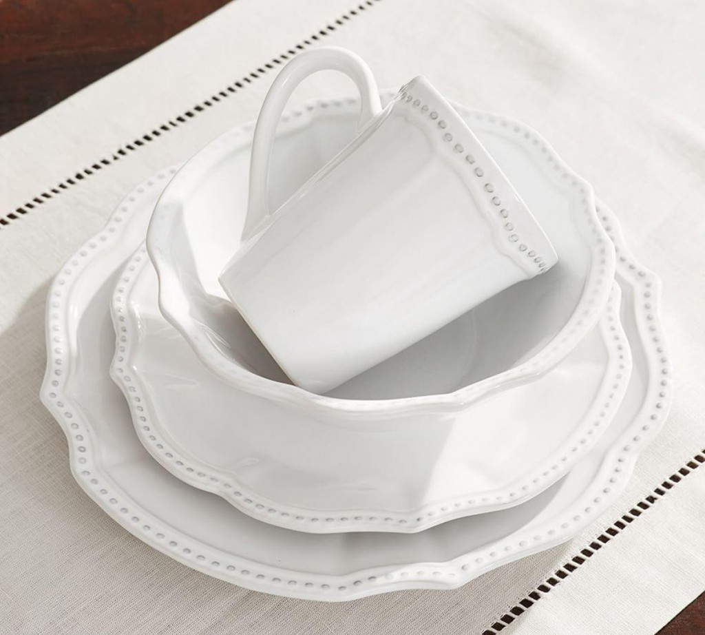 Leila Dinnerware | Pottery Barn