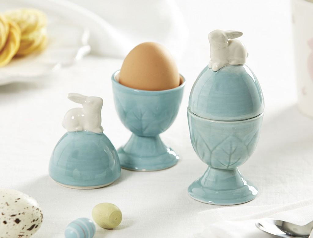 Easter Bunny Egg Cup | Bed Bath N'Table