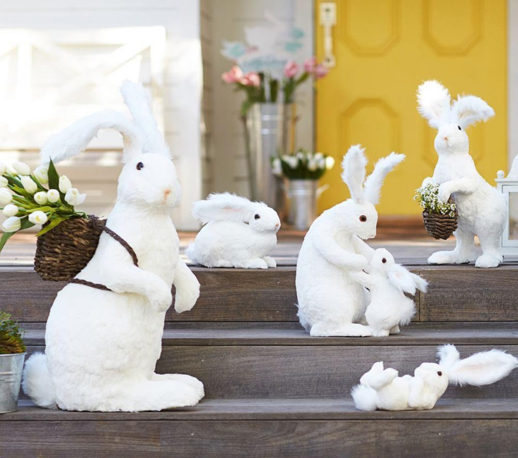 White Sisal Bunny | Pottery Barn Kids