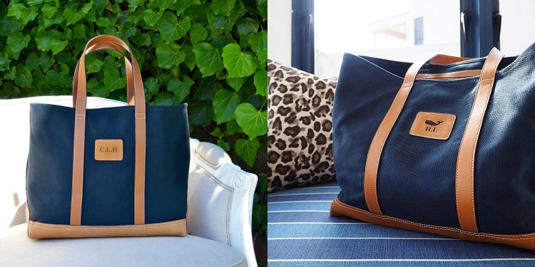 Custom Tote | Little Makes Big