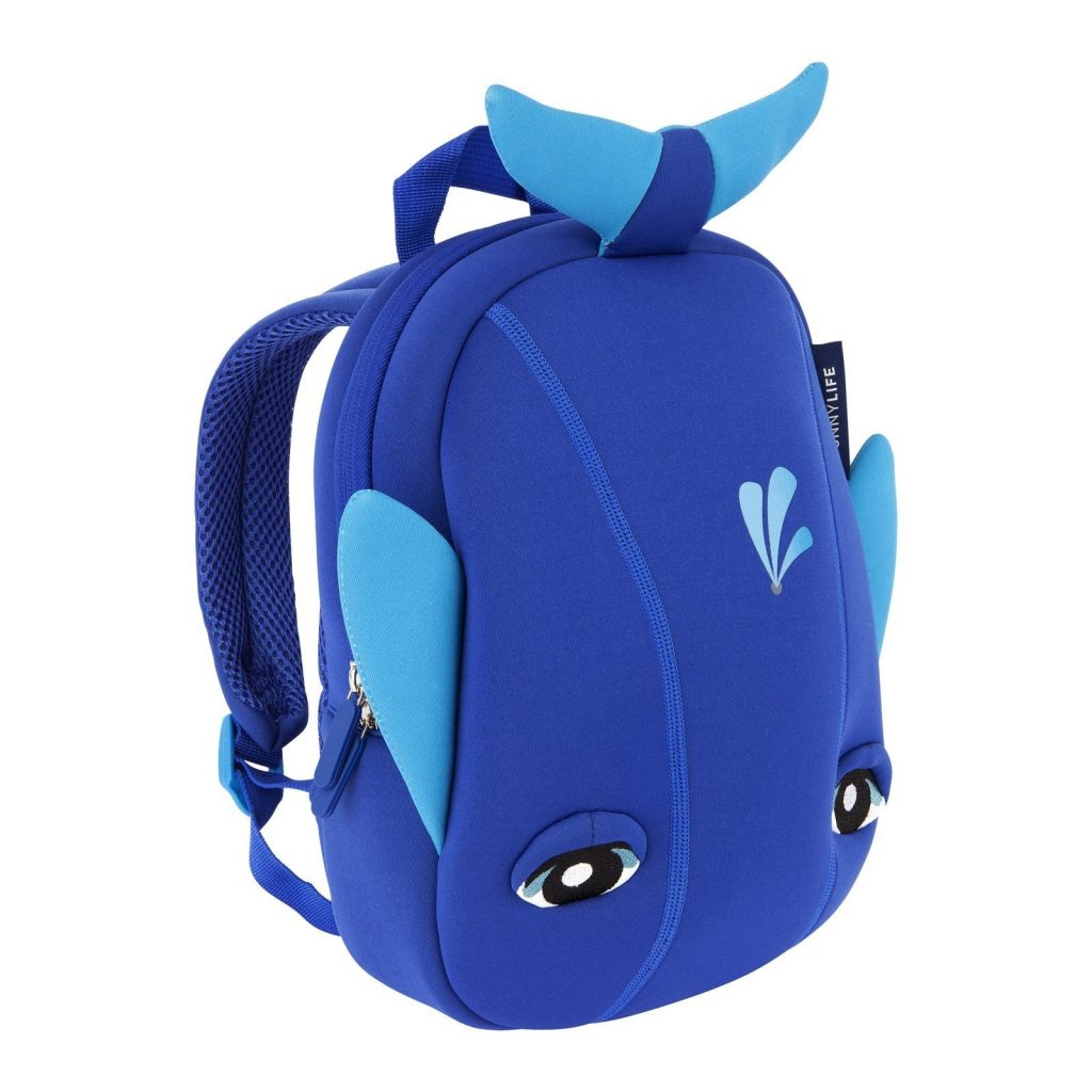 WHALE NEOPRENE BACKPACK / SUNNYKIDS by SUNNYLIFE
